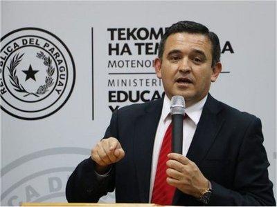 Petta y Ovelar sellan sus diferencias y abren nuevo conflicto en Educación
