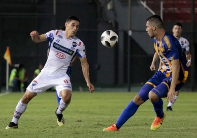 AUDIO: Luqueño 1-1 Nacional