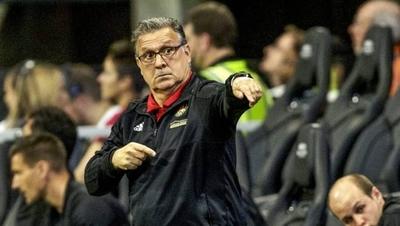 HOY / Suculento contrato: Tata tendría trato hecho con la selección mexicana