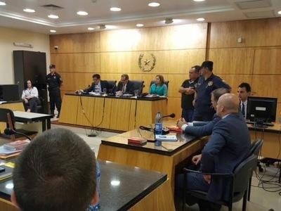 Caso Alex Villamayor: Tribunal de Apelación en lo Penal confirmó Sentencia Definitiva