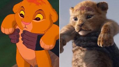 """Disney lanza primer avance de la vuelta de """"El rey león"""""""