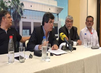 "Frente Guasu critica a Abdo falta de política propia y ""hoja de ruta"""