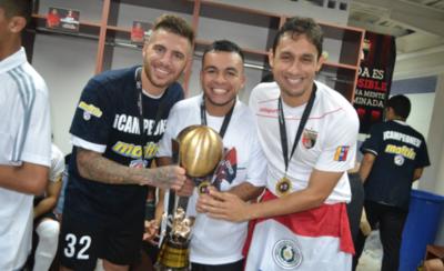 HOY / Hay campeón en Venezuela con actor paraguayo
