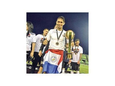 David Mendoza es campeón con el Lara