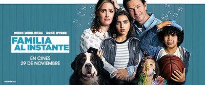 """""""Familia al Instante"""" llega a los cines esta semana"""