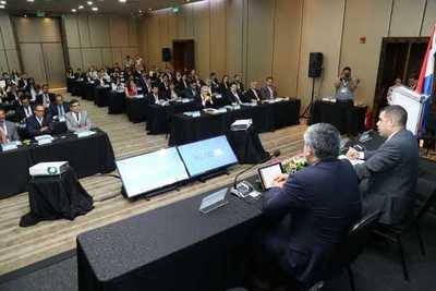 Inicia taller internacional de gestión de riesgos a cargo de Tributación y el FMI