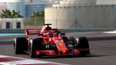Leclerc pone a Ferrari en lo más alto