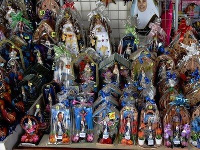 Veneración a Chiquitunga se instala en festividad mariana