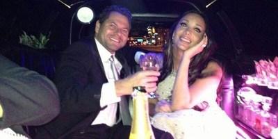 Se casaron en New York en el 2013, hoy Ayesa Frutos y Jorge Kowalenko están separados.