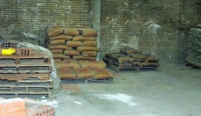 Titular de la INC admite grave falta de cemento