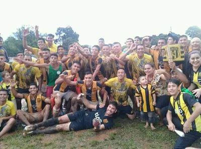 Guaraní Sub 17, el quinto consagrado