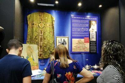 Museo cargado de historia, fe y reliquias