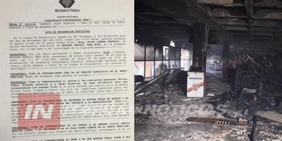 #CASO25M: DENUNCIARÁN A GERENTE DE BANCO POR OBSTRUCCIÓN A LA JUSTICIA