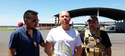 Investigarán a dos agentes de la Senad por fuga de israelí