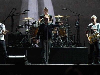 U2 y Coldplay encabezan lista Forbes de músicos mejor pagados