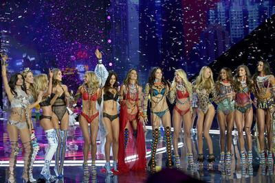 Desfile de Victoria's Secret registra su peor audiencia