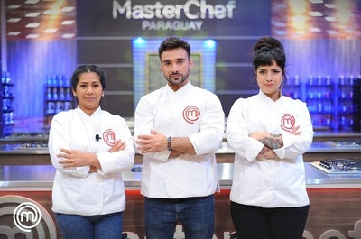 MasterChef ya tiene a sus tres semifinalistas