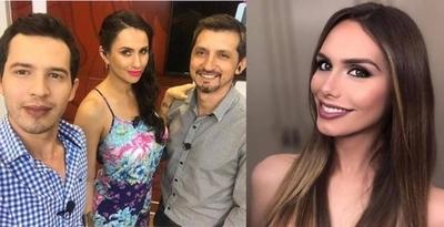 """HOY / En programa farandulero no toleran a 'Miss convertida en mujer': """"Estamos todos locos"""""""