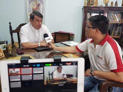 Ricardo Valenzuela: Mucha gente viene a Caacupé en busca de refugio