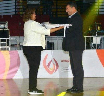 Paraguay será sede en 2019