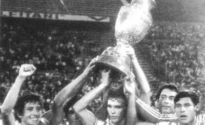 HOY / Se cumplen 39 años del último título de la selección absoluta