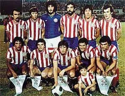 Paraguay, campeón de América en 1979