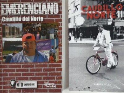 Presentan libros sobre un dirigente social argentino en la CUT-A