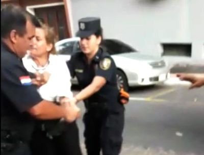 Investigarán acción policial brutal