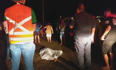 Dos fallecidos en accidente de tránsito en Minga Guazú