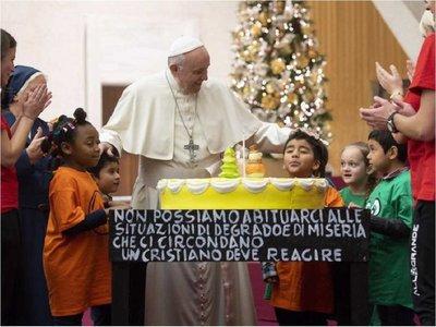 Francisco, el papa de todos, cumple 82 años
