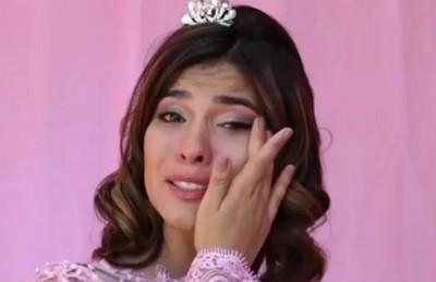"""Lety Mancuello Emocionada Tras El Festejo De Sus """"15 Años"""""""