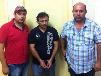 Confirman 39 años de prisión para Vilmar Neneco Acosta