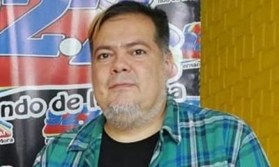 Trataron de Caficho a Fidel Martínez