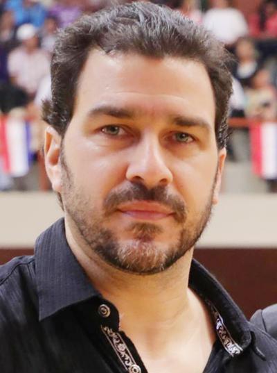 Bergottini, presidente de la Junta