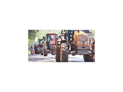 Tractorazo no seguirá hacia Asunción por promesas oficiales