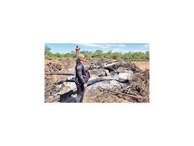 Denuncian a intendente de Katueté por ocupación ilegal