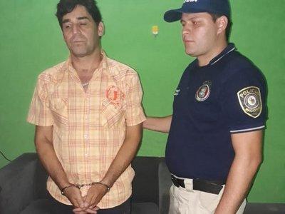 Detienen a supuesto vaciador de cuentas bancarias en San Lorenzo