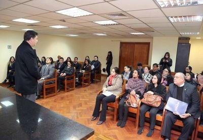 Educación en Justicia y su tarea con sectores vulnerables