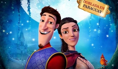 HOY / El Principe Encantador, cuyo doblaje se hizo en Paraguay, se estrena en cines
