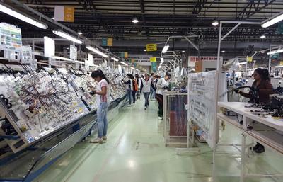 Exportaciones de maquila cerraron año en US$ 657 millones, 52% más que 2017