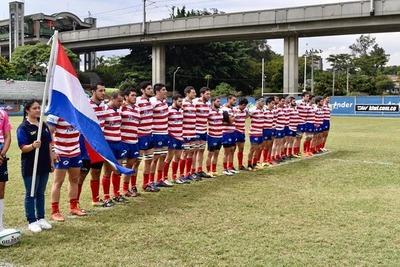 Ya están los 12 Yakares que representarán al país en el Rugby 7