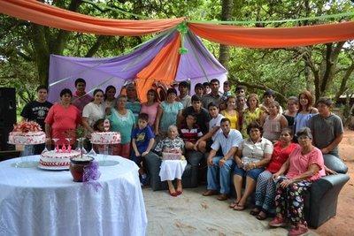 Abuela celebra sus 107 años en Misiones