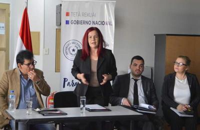 Reunión técnica entre la SFP y los Intendentes Municipales del Departamento de Alto Paraná