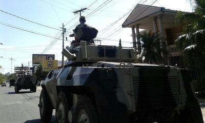 Nuevo movimiento de tanques