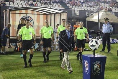 Con dos juegos arranca la gran fiesta del fútbol guaraní