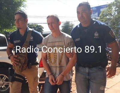 Detienen a paraguayo que abandonó a su hija