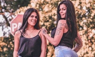 Gloria Jara felicitó a su hija por sus 20 años