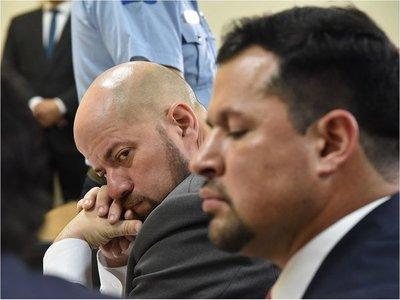"""Soy un secuestrado de la fiscala general"", asegura Ulises Quintana"