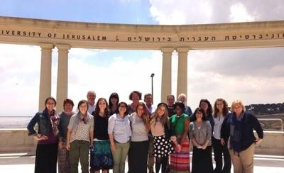 HOY / Sellan una exclusiva alianza con la importante Universidad Hebrea