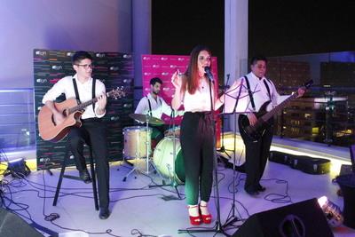 Aloft Asunción Hotel inicia ciclo de live show